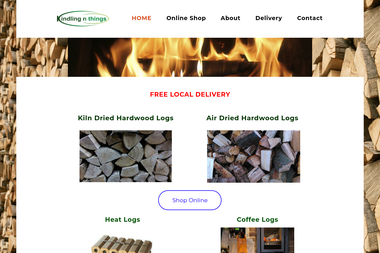 KNT (kindling n things) LTD - Firewood suppliers Horley