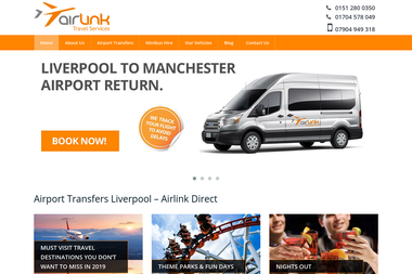 Airlink Direct - Airport shuttle Bootle
